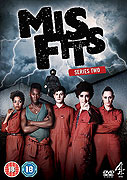 Poster k filmu        Misfits: Zmetci (TV seriál)