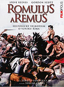 Poster k filmu Romulus a Remus