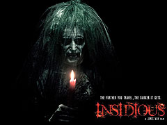 Poster undefined          Insidious