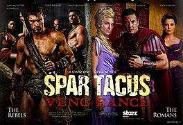 Spartakus: Krev a písek