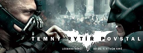 Poster undefined          Temný rytíř povstal