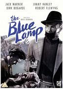 Modrá lampa