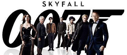 Poster undefined          Skyfall