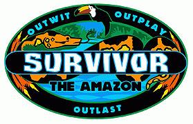 Kdo přežije: Amazonie