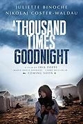 Poster k filmu Tisíckrát dobrú noc (festivalový název)