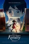 Poster undefined         Arrietty ze světa půjčovníčků