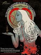Poster k filmu        Podivná barva slz tvého těla       (festivalový název)