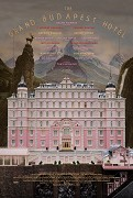 Poster undefined         The Grand Budapest Hotel