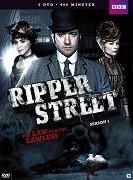 Poster k filmu        Ripper Street (TV seriál)