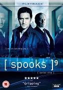 Poster k filmu        MI5 (TV seriál)