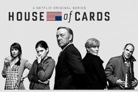 Poster k filmu        House of Cards (TV seriál)