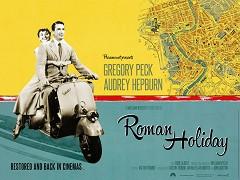 Prázdniny v Římě