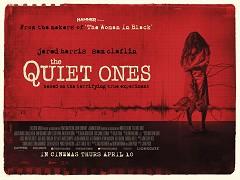 Poster k filmu        Tichý experiment