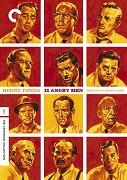 Poster k filmu Dvanáct rozhněvaných mužů