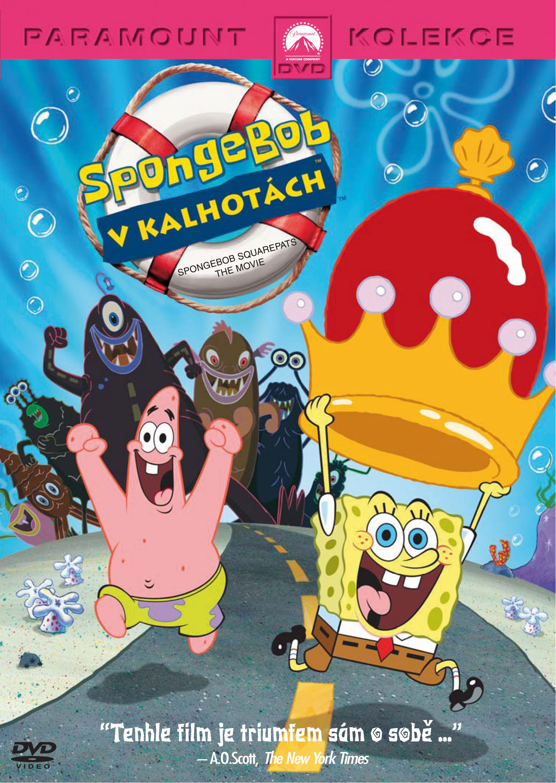 Spongebob v kalhotách: Film HD (2004)
