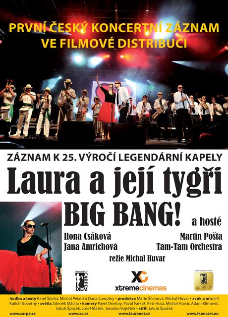 Laura a její tygři - Big Bang!