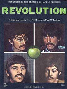 the beatles revolution hudebn videoklip 1968. Black Bedroom Furniture Sets. Home Design Ideas