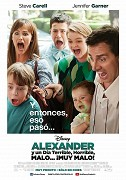 Poster k filmu        Alexander and the Terrible, Horrible, No Good, Very Bad Day