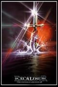 Poster k filmu Excalibur