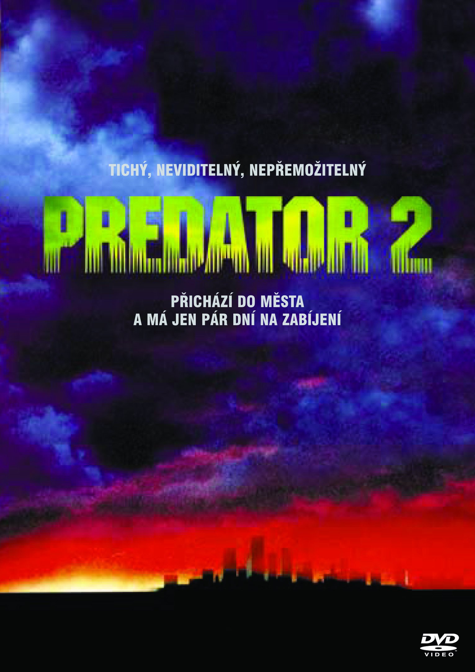 Predátor 2 HD (1990)