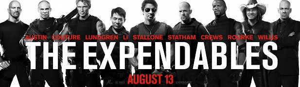 Poster undefined          Expendables: Postradatelní