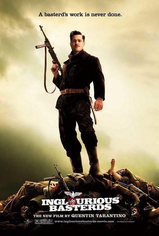 Re: Hanebný Pancharti / Inglourious Basterds  (2009)