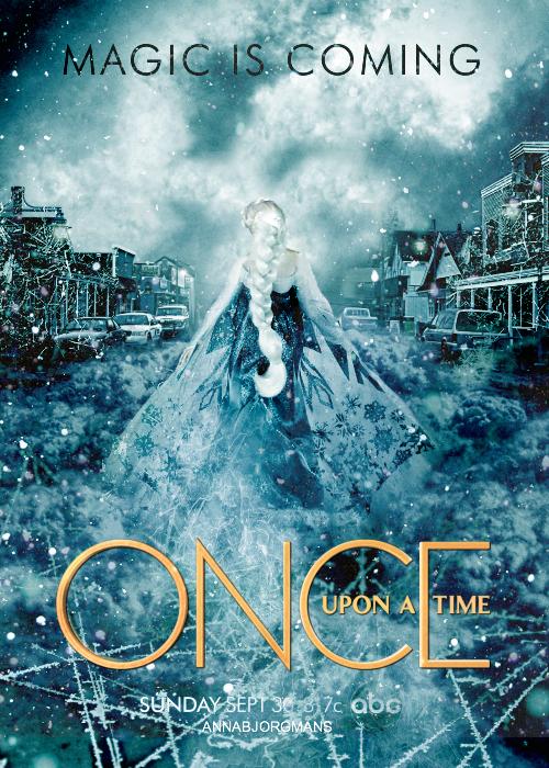 Once upon a time (season 4)