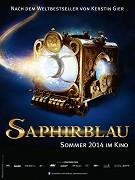 Poster undefined          Modrá jako safír