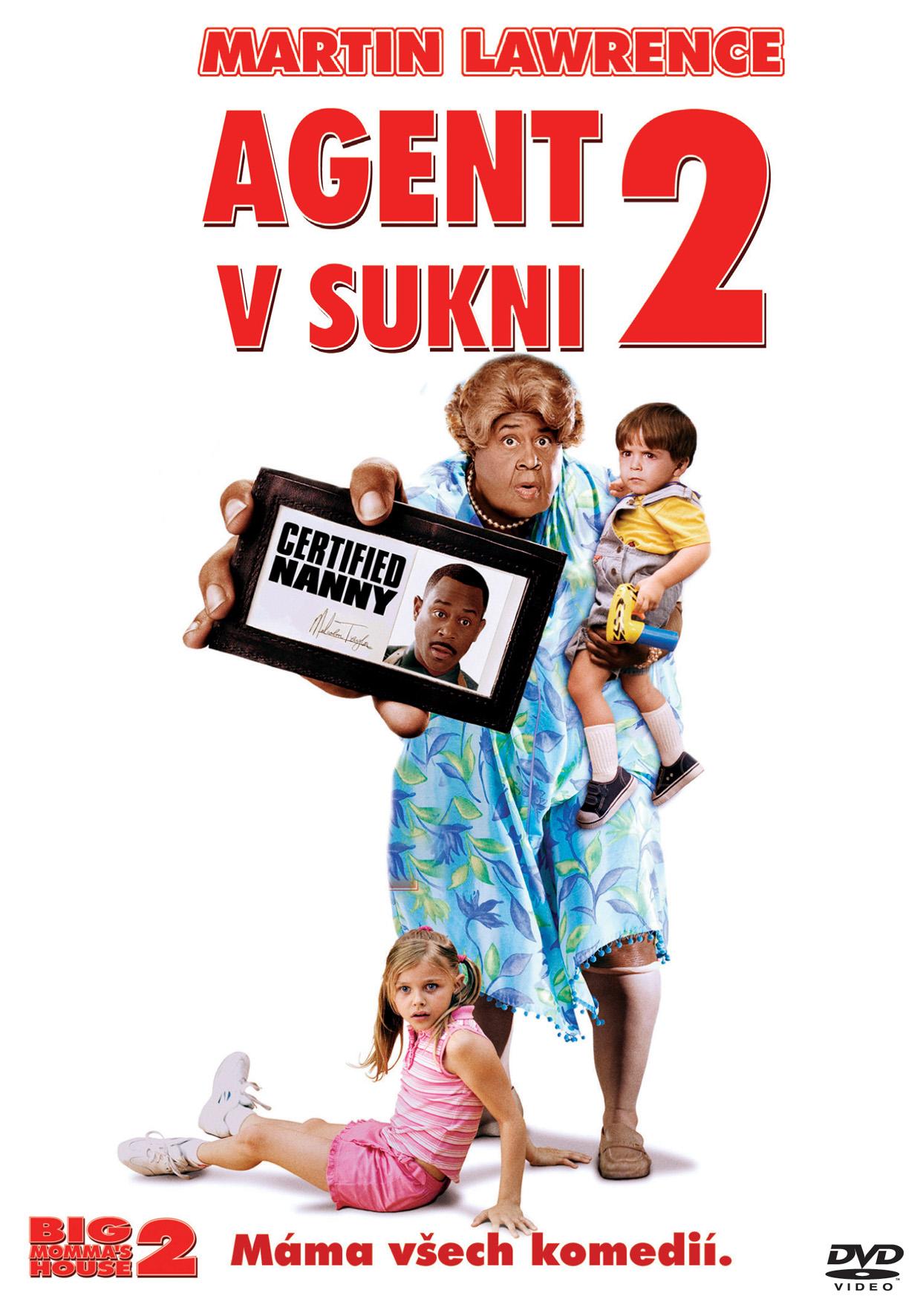 Agent v sukni 2 HD (2006)
