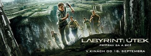 Poster k filmu        Labyrint: Útěk