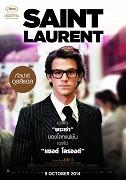 Poster k filmu        Saint Laurent
