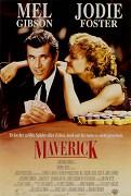 Poster k filmu        Maverick