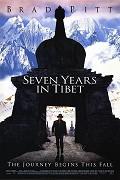 Poster k filmu        Sedm let v Tibetu
