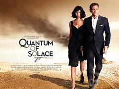Poster undefined          Quantum of Solace