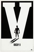 Poster undefined          Rocky V