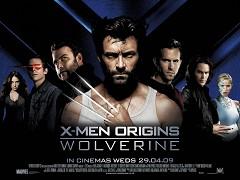 Poster undefined          X-Men Origins: Wolverine