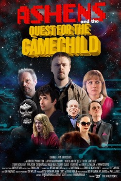 ashens and the quest for the gamechild indiegogo