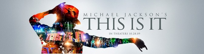 Poster undefined         Michael Jackson's This Is It