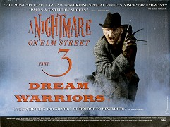Poster undefined          Noční můra v Elm Street 3: Bojovníci ze sna