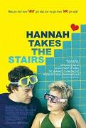 Hannah ide po schodoch