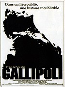 Poster undefined         Gallipoli