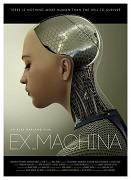 Poster undefined         Ex Machina