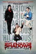 Poster k filmu        Co děláme v temnotách       (festivalový název)