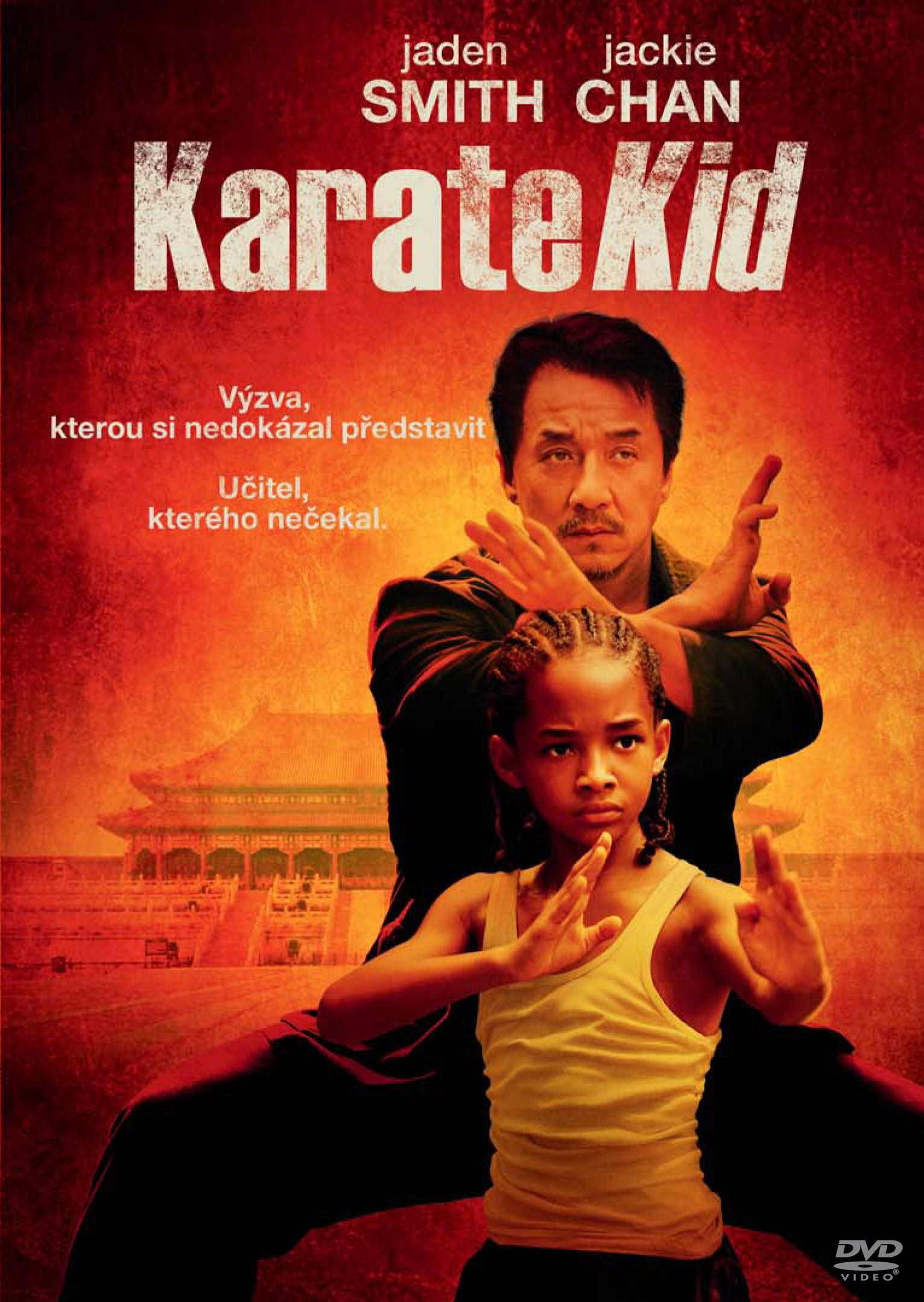karate kid hry zdarma