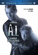 Poster undefined         A.I. Umělá inteligence