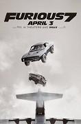 Poster k filmu        Rychle a zběsile 7