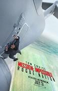 Poster k filmu        Mission Impossible – Národ grázlů