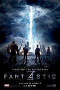 Poster k filmu        Fantastická čtyřka