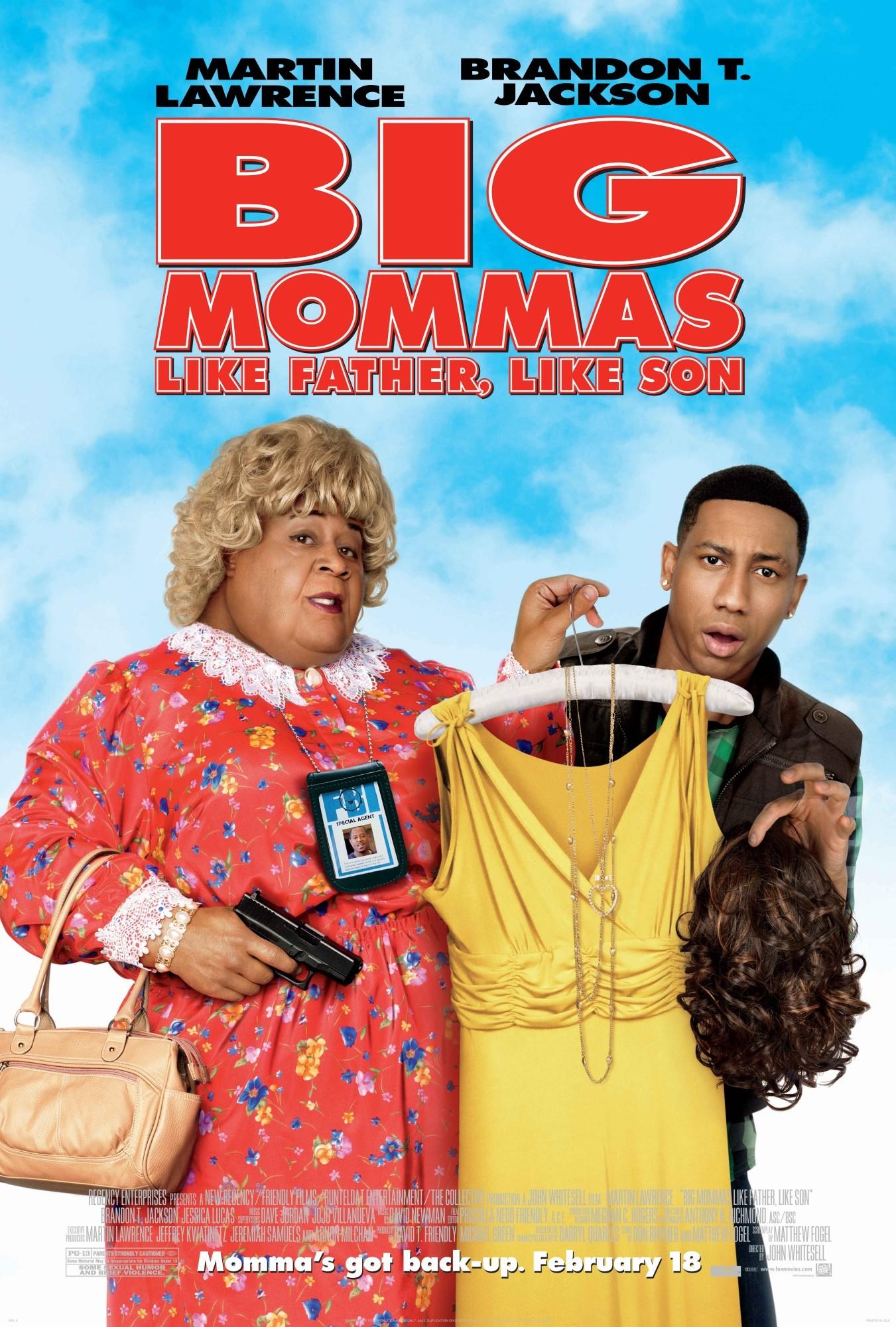 Agent v sukni 3 TV Jaký otec, takový syn (2011)
