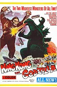 Poster undefined         King Kong vs. Godzilla